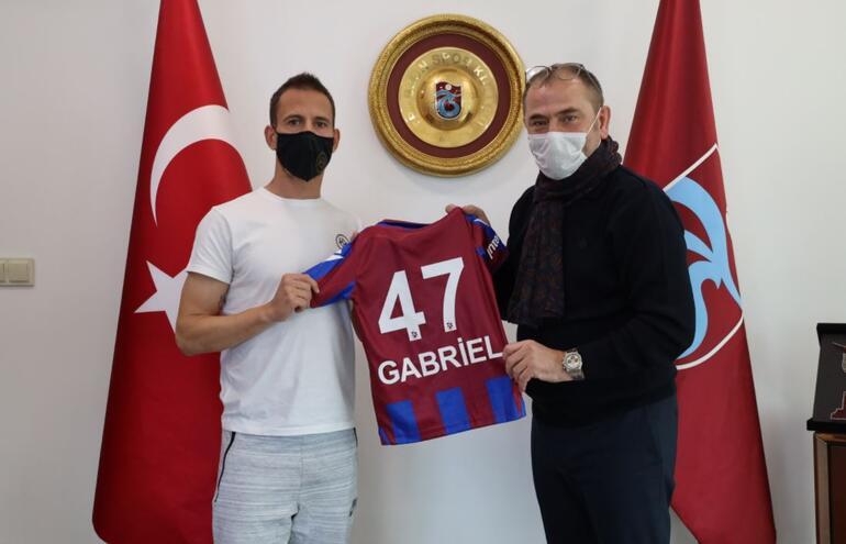 Son Dakika | Trabzonsporda Joao Pereiranın sözleşmesi feshedildi