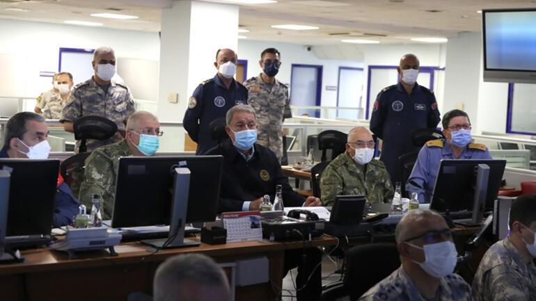 Son dakika: MSB duyurdu Irak'ın kuzeyinde 28 terör hedefi yerle bir edildi